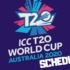 ICC Cricket T20 World Cup 2020 Schedule, Team, Venue, Time Table, PDF, Point Table, Ranking & Winning Prediction