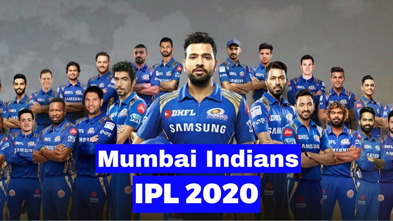 Mumbai Indians Full Schedule